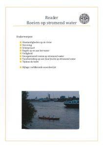 reader stromend water