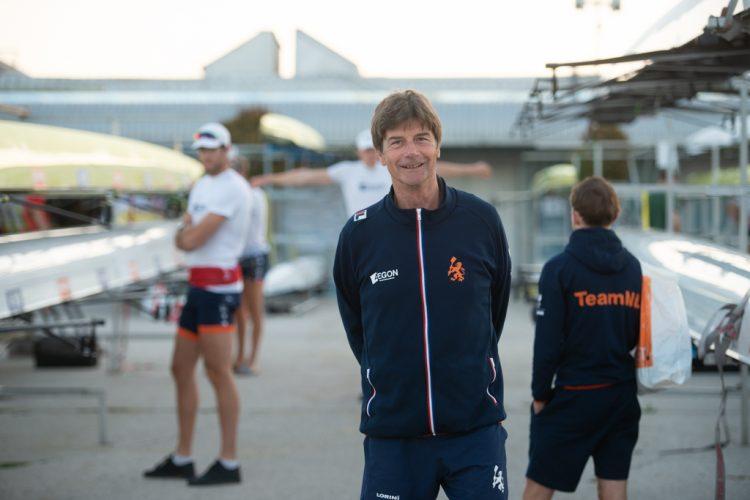 René Mijnders treedt terug als bondscoach